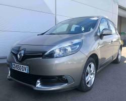 RENAULT SCENIC III BUSINESS DCI 110 FAP ECO2 BUSINESS