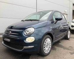FIAT 500 1.2 69 CH LOUNGE CITY PACK