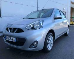 NISSAN MICRA 1.2 80CH CONNECT EDITION