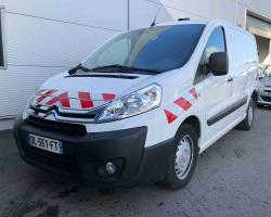 CITROEN JUMPY FG 27 L1H1 HDI 125 FAP BUSINESS