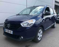 DACIA LODGY 1.6 MPI 85CH GPL SILVER LINE 7 PLACES