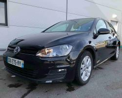 VOLKSWAGEN GOLF VII 1.6 TDI 110CH BLUEMOTION FAP CONFORTLINE BUSINESS 5P