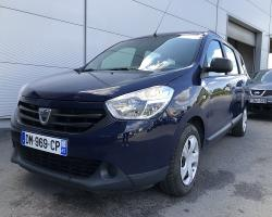DACIA LODGY 1.6 MPI 85CH GPL SILVER LINE 5 PLACES