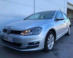 VOLKSWAGEN GOLF VII 1.6 TDI 105CH BLUEMOTION TECHNOLOGY FAP CONFORTLINE BUSINESS 5P