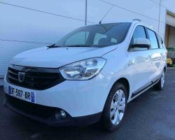 DACIA LODGY 1.5 DCI 110CH BLACK LINE 5 PLACES