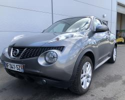 NISSAN JUKE 1.5 DCI 110CH FAP CONNECT EDITION