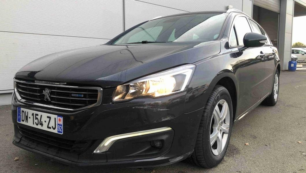 PEUGEOT 508 SW 1.6 BLUEHDI 120CH BUSINESS PACK S&S